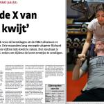 Richard Claessens valt 14,4 kg af bij Sina Pellegrom Personal Trainer & Voedingscoach