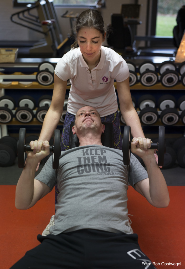 Sina Pellegrom Personal Trainer & Voedingscoach